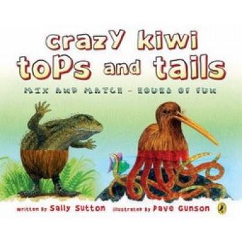 Crazy Kiwi Tops & Tails