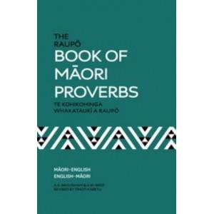 Raupo Book of Maori Proverbs