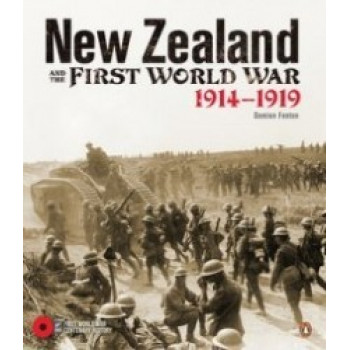 New Zealand and the First World War : 1914-1919
