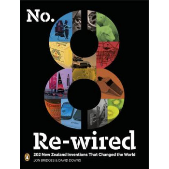 No. 8 Re-Wired : 202 New Zealand Inventions That Changed the World