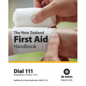 New Zealand First Aid Handbook 2016