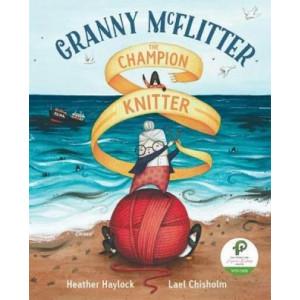 Granny McFlitter, the Champion Knitter