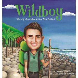 Wildboy: The Boy Who Walked Around New Zealand