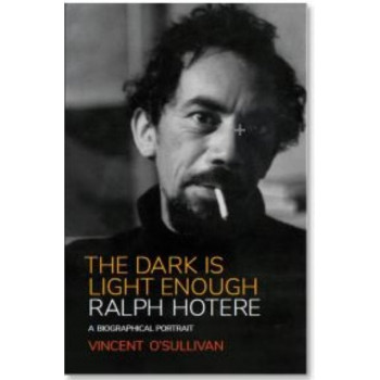Ralph Hotere: The Dark is Light Enough