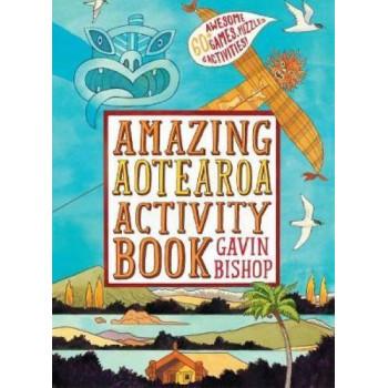 Amazing Aotearoa Activity Book