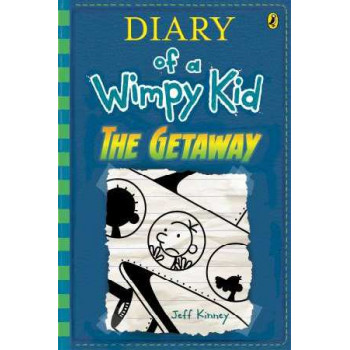 Getaway: Diary of a Wimpy Kid Book 12