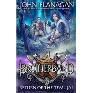 Brotherband 8: Return of the Temujai: Return of the Temujai