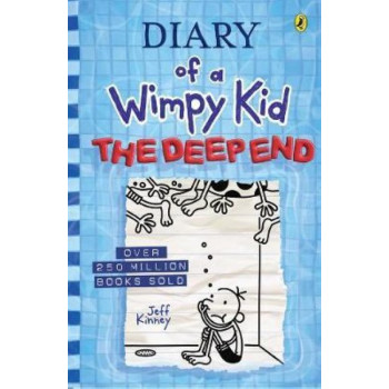 Deep End: Diary of a Wimpy Kid #15