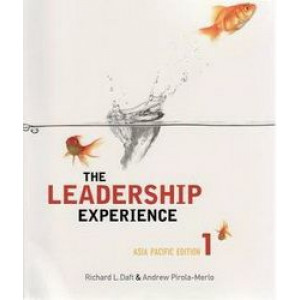 Leadership Experience : Asia Pacific Edition