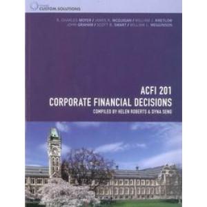 ACFI201 Custom Publication