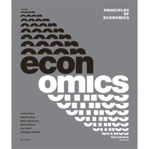 Principles of Economics 6E (with Student Resource Access 12 Months)