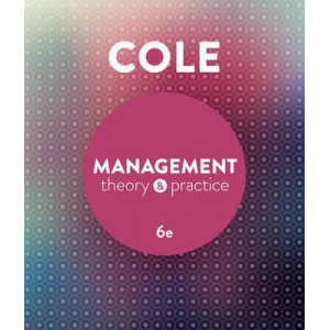 Management Theory and Practice with Student Resource Access 12 Months 6E
