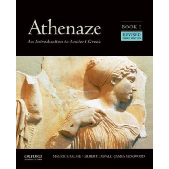 Athenaze Book I: An Introduction to Ancient Greek 3E
