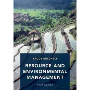 Resource and Environmental Management: Third Edition