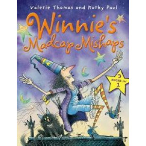 Winnie's Madcap Mishaps