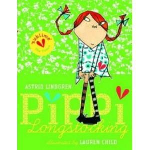 Pippi Longstocking: Illustrated Edn