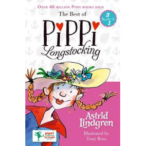 Best of Pippi Longstocking ( 3 Books in 1 )