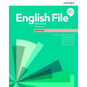 English File: Advanced: Workbook with Key (4th Revised edition, 2020)