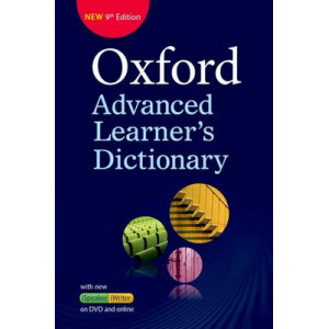 Oxford Advanced Learner's Dictionary 9E (includes CD)