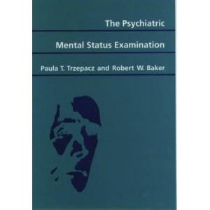 Psychiatric Mental Status Examination,The