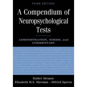 Compendium of Neuropsychological Tests 3E