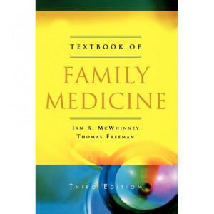 Textbook of Family Medicine 3E