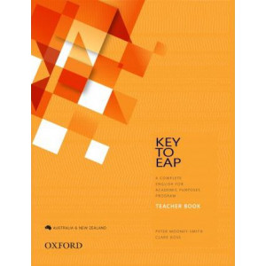 Key to EAP Teacher Book: A Complete English for Academic Purposes Program
