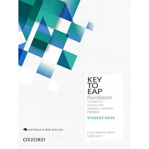 Key to EAP Foundation Level - a Complete English for Academic Purposes: Student Book