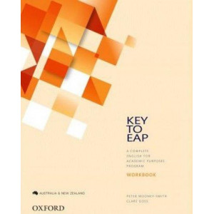 Key to EAP Teacher Book Foundation Level: A Complete English for Academic Purposes Program