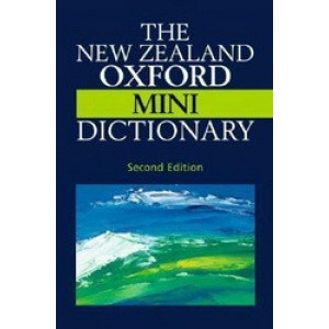 New Zealand Oxford Mini Dictionary
