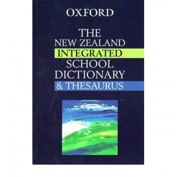 New Zealand Integrated School Dictionary & Thesaurus