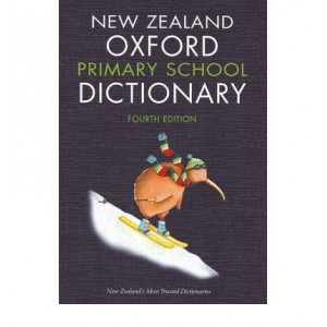 New Zealand Oxford Primary School Dictionary