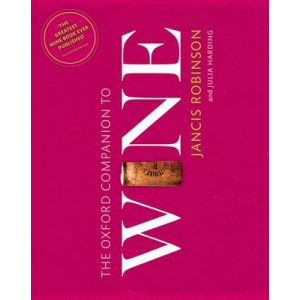 Oxford Companion to Wine 4th Edition