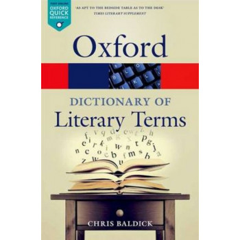 Oxford Dictionary of Literary Terms 4E ENGL131
