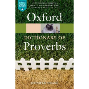 Oxford Dictionary of Proverbs 6th Edition