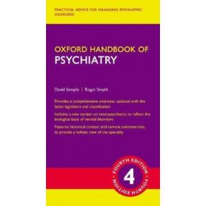 Oxford Handbook of Psychiatry 4E