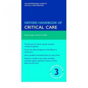 Oxford Handbook of Critical Care 3E