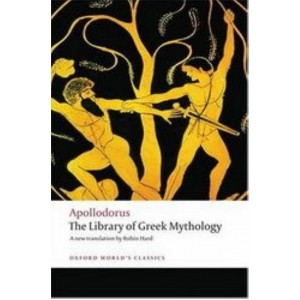 Library of Greek Mythology : Oxford World's Classics