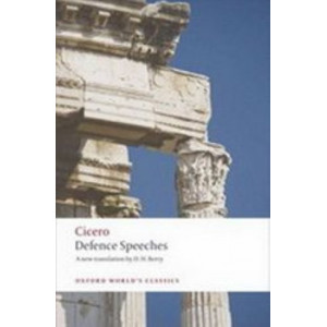 Defence Speeches : Oxford World's Classics Edition