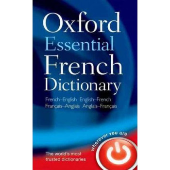Oxford Essential French Dictionary: French-English, English-French