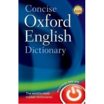 Concise Oxford English Dictionary 12 Edn (Std non-thumb Edn)