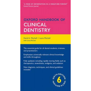 Oxford Handbook of Clinical Dentistry 6E