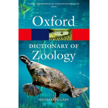 Dictionary of Zoology 4E