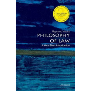 Philosophy of Law: A Very Short Introduction 2e