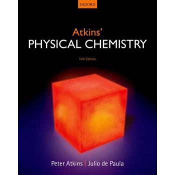 Atkins' Physical Chemistry 10E