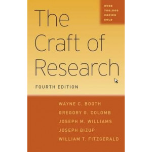 Craft of Research (4th Edition, 2016)