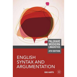 English Syntax and Argumentation 4E