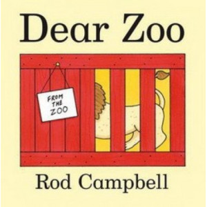 Dear Zoo: Board Book
