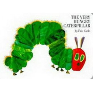 Very Hungry Caterpillar (Board Book)