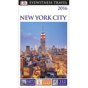 2015 New York City: Dk Eyewitness Travel Guide